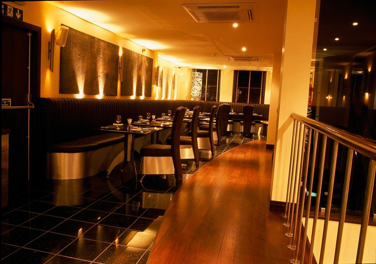 Designer Bar Interior