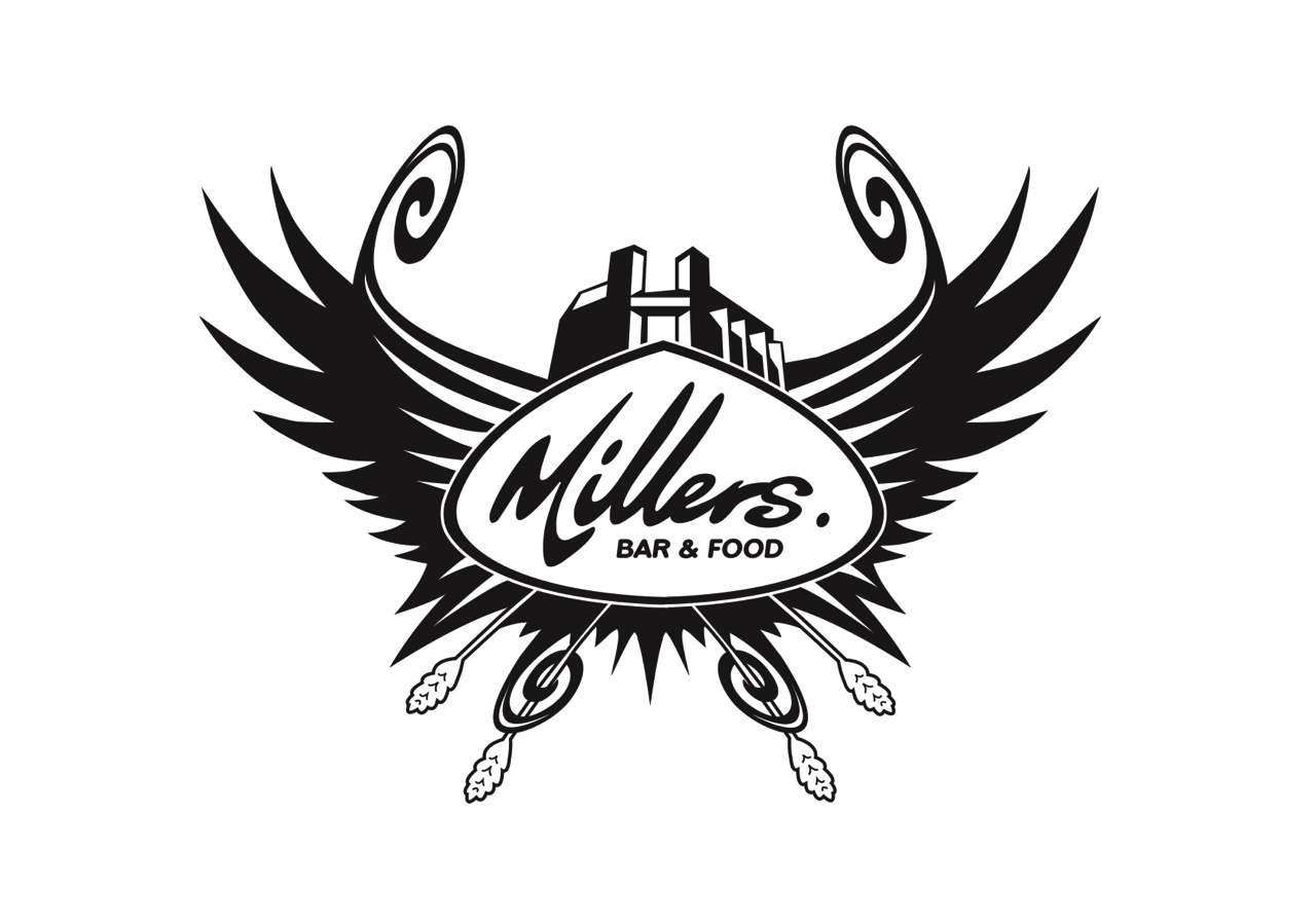 The Millers Bar logo